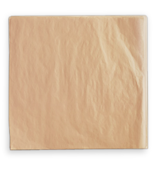 Brown Tissue Liner