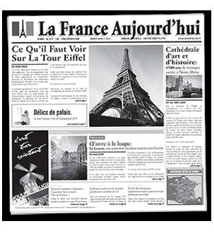 La France Newsprinted Tissue Liner