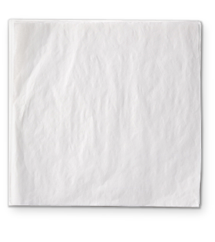 White Tissue Liners