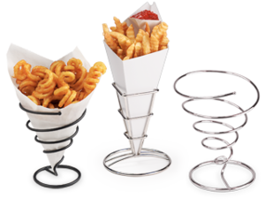 French Fry Holders