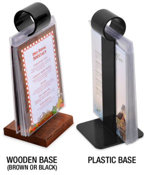 New Menu Show Off Card Holders Low Price