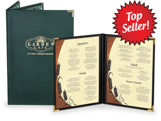 Dynasty Style Menu Covers image
