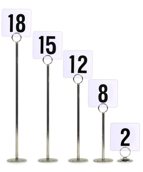 Table number stands for Table stand i 52 compose