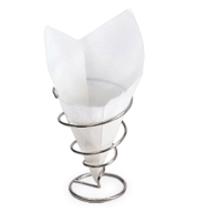 Image White Tissue Liners for French Fry Cones