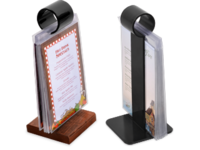 Image Show Off Menu Holders