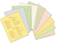 Image  Menu Papers