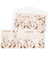 Image Nature's Spray Gift Certificates