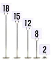 Image Table Number Stands