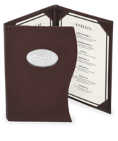 Image Custom Shaped Bistro and Bar Menu Covers