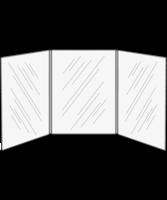 Image Continuous Triple Pad 'n Seal Menu Covers